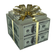 Wrapped Business Donation package for Life Strategies